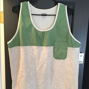 Altamont XL Oranda Tank Sand Heather